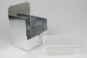 Boîtes glace - BOITE GLACE 1/2L