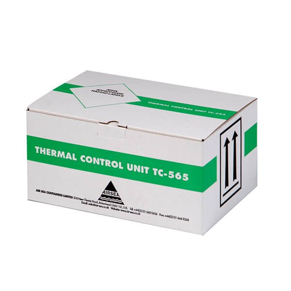 Emballages Thermal Control Unit (Carboglace) - CODE 565