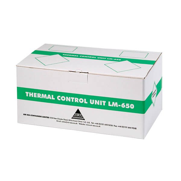 Emballages Thermal Control Unit (Carboglace) - CODE 650