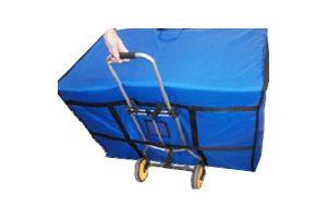 sacoche de transport isotherme réutilisable