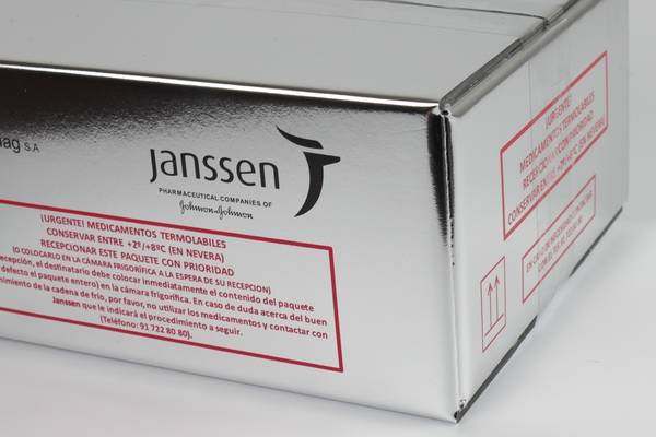 conception emballage isotherme personnalise Janssen