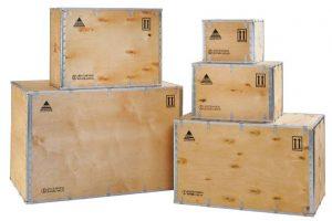 emballage, caisse contreplaqué produit dangereux gamme 4DV