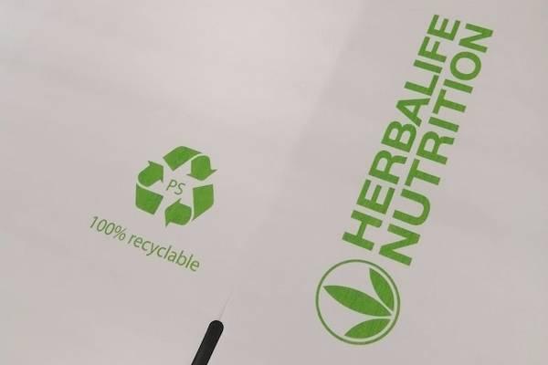 emballage isotherme sur mesure Herbalife