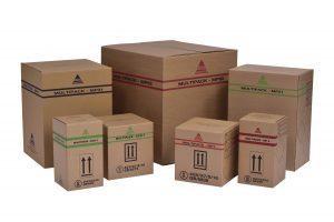 emballage carton produit dangereux Gamme 4GV